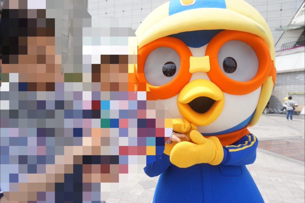 韓国 キャラクター ポロロ