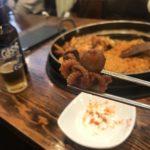 今流行りのチーズタッカルビ!韓国ソウルで食べた感想