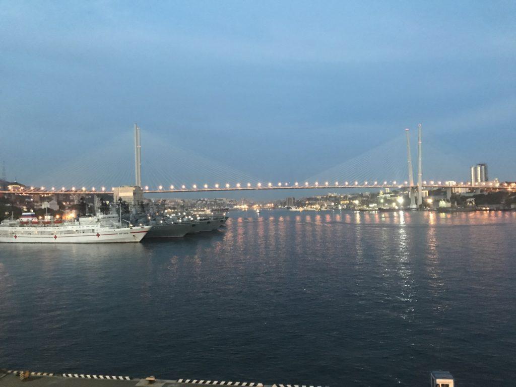 Vladivostok 夜景