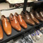 オーダーメイド革靴 (@ソウル)を激安で作る